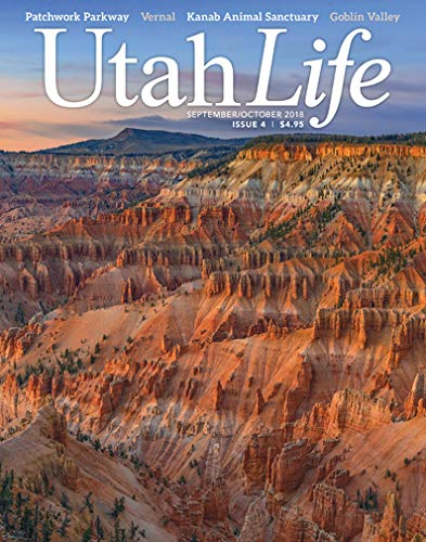 Subscribe to Utah Life Magazine