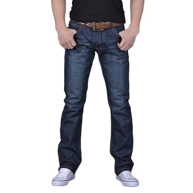 Oliviavan, Pantalones Largos para Hombre de Casual Hip Hop ...