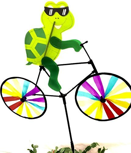 20 in。Bike Spinner – Turtle B01DFZE59I 15218