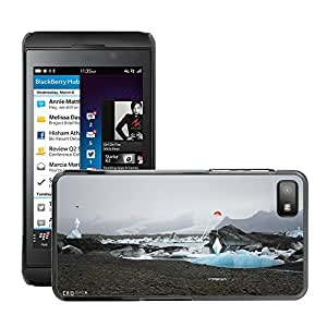 Super Stellar Slim PC Hard Case Cover Skin Armor Shell Protection // M00052604 creative frozen lands aero // BlackBerry Z10