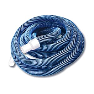 40 39 blue in ground vacuum hose swimming for Garden hose pool vacuum