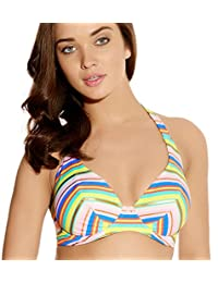 Haut de maillot de bain Freya Balconnet Beach Candy Multicolore