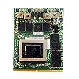 Original for Dell Precision M6600 M6700 Mobile Workstation Laptop NVIDIA Quadro 3000 3000M Q3000M 2GB 2 GB GDDR5 MXM 3.0B Graphics Video Card N12E-Q1-A1 VGA Board Replacement
