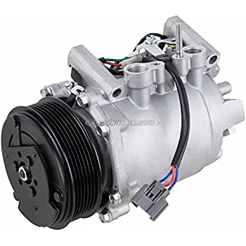 AC Compressor & A/C Clutch For Acura TSX 2004 2005 2006 2007 2008 - BuyAutoParts 60-01928NA NEW