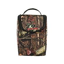 Mossy Oak Breakup Infinity Insulated Sack Neoprene Lunch Bag, Camouflage