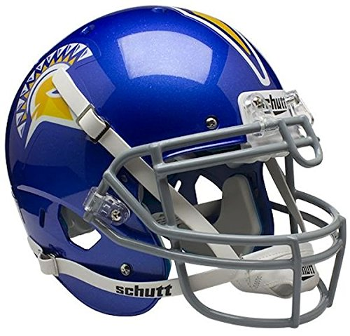 NCAA San Jose State Spartans Authentic XP Football Helmet by Schutt