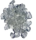 ELEMENT Crystal Clear Large 1/2″-1″ Fire Pit Fire Glass Rocks 10lbs Review