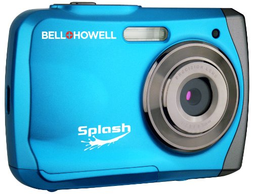 Bell+Howell WP7 16 MP Waterproof Digital Camera with HD Video (Bell Trading Post)
