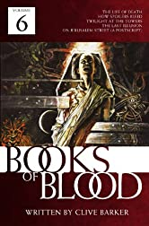 The Books of Blood Volume 6