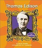 Thomas Edison, Lola M. Schaefer, 0736814361