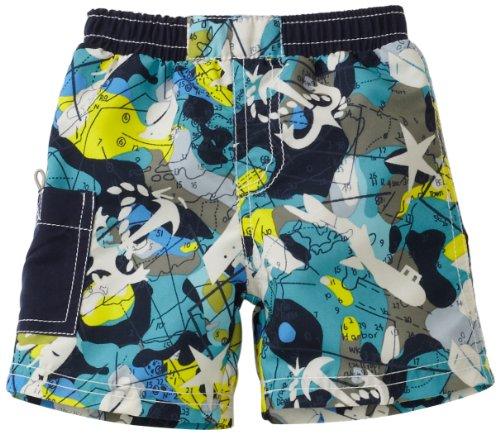 Floatimini Baby Boys' Nautical Swim Shorts