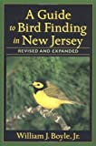 A Guide to Bird Finding in New Jersey