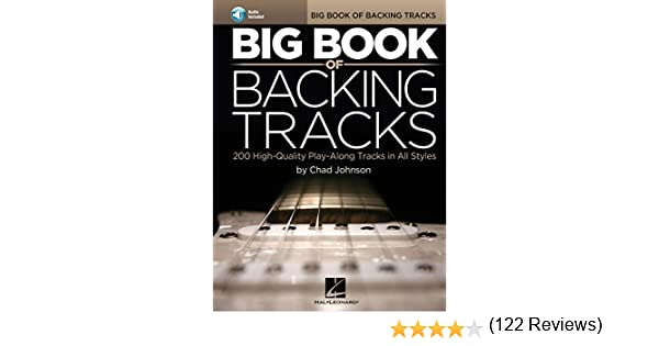 Big Book of Backing Tracks (English Edition) eBook: Johnson, Chad ...