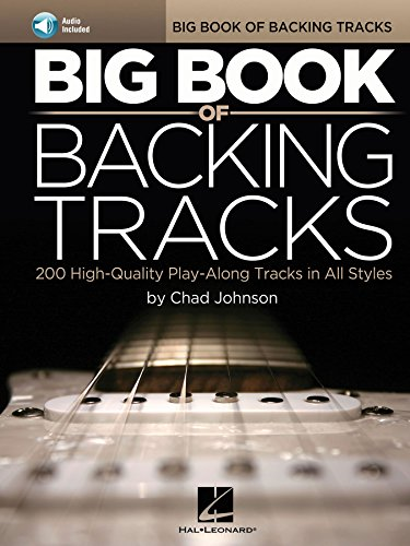 Book Backing Tracks Chad Johnson ebook product image