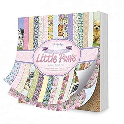 144 Pages Approx 6x4-inches LBK209 Hunkydory Little Book of Unicorm Utopia