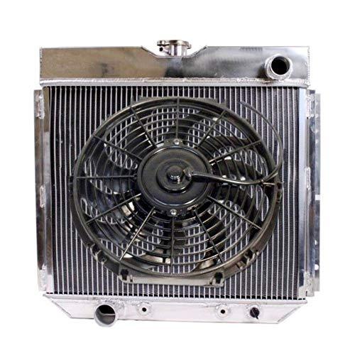 - 3-Row/Core Aluminum Racing Radiator 25.25