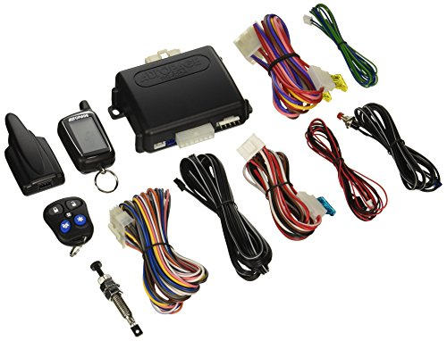 AutoPage RS-625A Remote Car Starter with Keyless Entry - Two-Way Communication and Paging