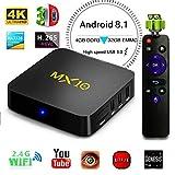 Best Smart Dvd Players - TV Box, 4GB DDR4+32GB Super-VIP MX10 Smart 4K Review