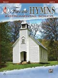 Favorite Hymns Instrumental Solos: Horn in F, Book & CD (Instrumental Solos Series)