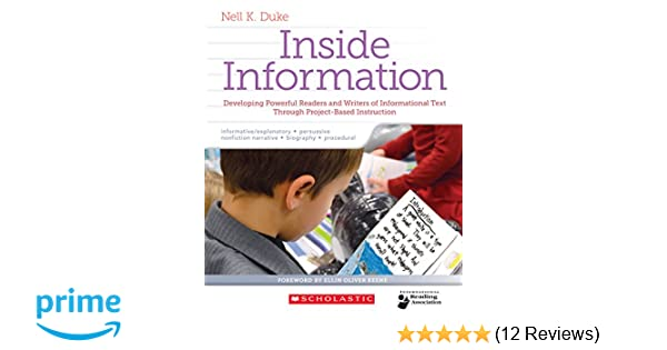 Amazon Inside Information Developing Powerful Readers And