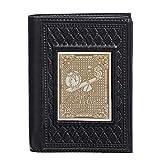 Passport Organizer Wallet Handmade Leather''Financier'' 1