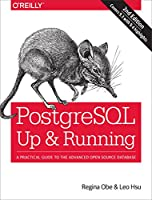 PostgreSQL: Up and Running, 2nd Edition Front Cover