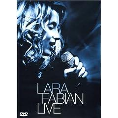 Lara Fabian : Live - DVD