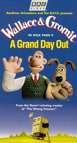 Wallace & Gromit: A Grand Day Out [VHS]