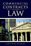 Commercial Contracts Law, Jonathan Mukwiri, 1845491106