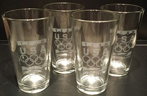 Vancouver Olympic Merchandise (16oz Vancouver Olympic Drinking Glass)