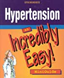 Hypertension in Man and Animals, Springhouse Publishing Company Staff, 1582550107