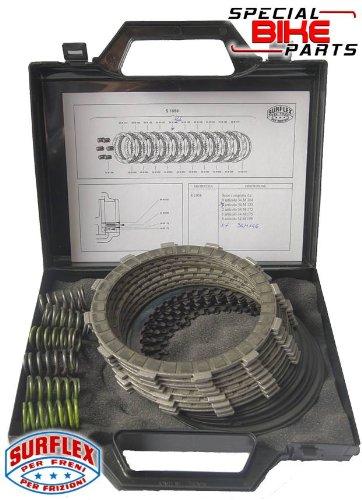 Ducati embrague combinado de kevlar Mix en aluminio Completo 748 916 996 998 999 1098 1198