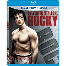 Rocky (Two-Disc Blu-ray/DVD Combo in Blu-ray Packaging) (2010)