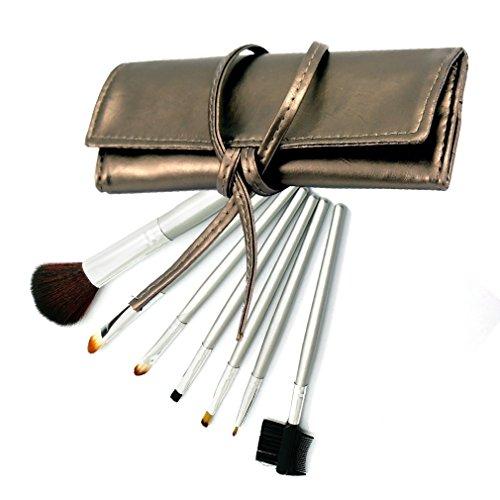7PCS Professional Make up Brushes Set Makeup Foundation Blusher Powder