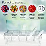 7Penn Condiment Tray with Ice Chamber, 5