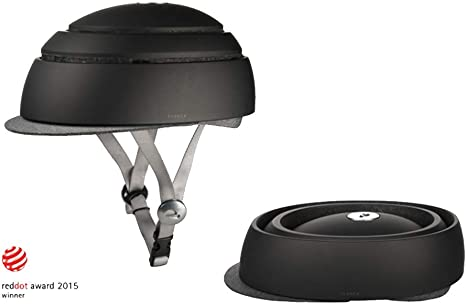Closca Casco Helmet_ Casco Plegable de Bicicleta/Casco Plegable ...