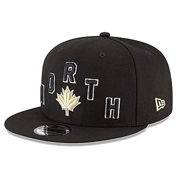 29eedb6a47b Men s Toronto Raptors New Era Black NBA City Series Original Fit 9FIFTY  Snapback Adjustable Hat