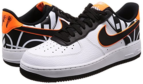 104 LV8 1 Air Uomo Bianca Scarpe Force '07 Nike in Pelle 823511 fZSHqAOnc