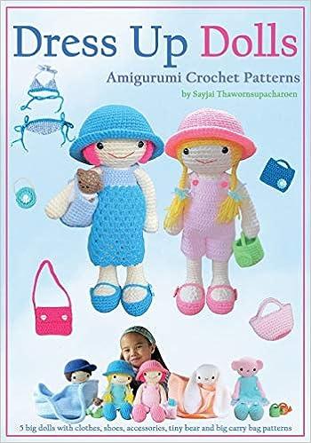 Crochet amigurumi em vestido sapo livre padrão - crochet amigurumi ... | 499x350