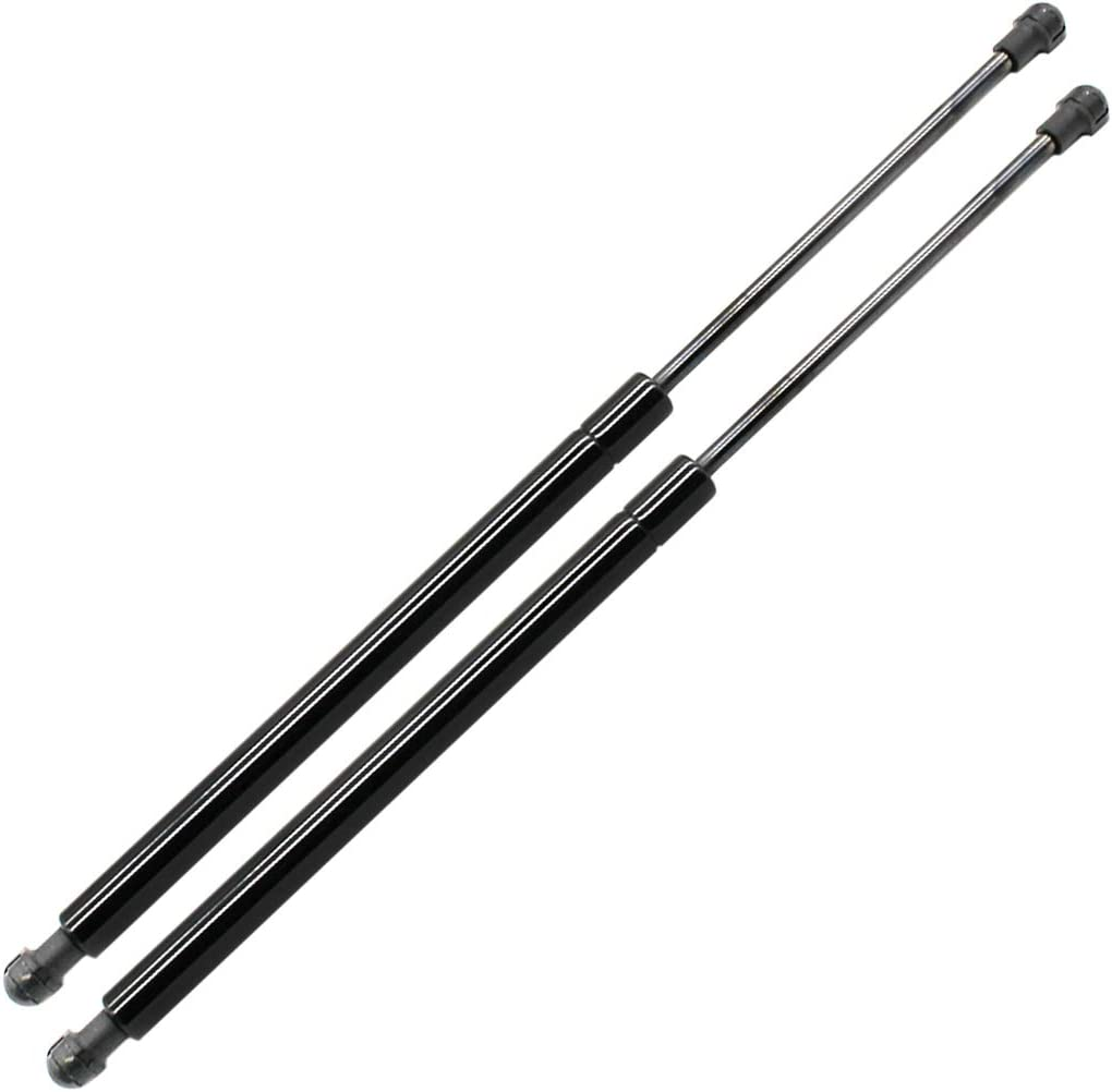 HZTWFC 2 Pcs Boot Shock Struts Gas Spring Lift Support Compatible for Fiat 500 2008-2017 Hatchback Gas Springs Lifts Struts OEM # 51785412