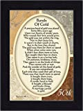 Vintage Bands of Gold, Poem celebrating a couples 50th anniversary, 7x9 77979BC