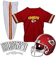 Franklin Sports NFL Kids Football Uniform Set - NFL Youth Football Costume for Boys & Girls - Set Includes