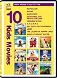 10 Kids Movies (Napoleon / Fluke / Good Boy / Lightning: The White Stallion / Virginia's Run / C.H.O.M.P.S. / All Dogs Go to Heaven / Joey / Legend of Johnny Lingo / Ring of Bright Water)
