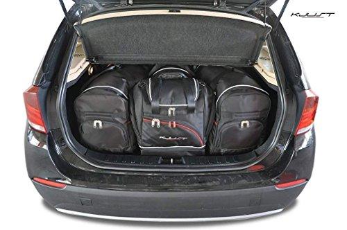 AUTO TASCHEN SETS BMW X1, 2009- CAR FIT BAGS