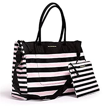 Amazon.com | Victoria's Secret Weekend Travel Tote Bag & Cosmetics ...