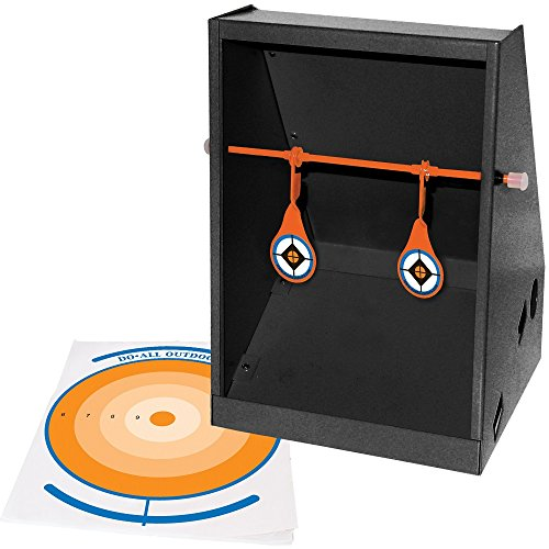 (Do-All Outdoors Air Strike Pellet Trap Shooting Target Rated for 800fps Airgun)