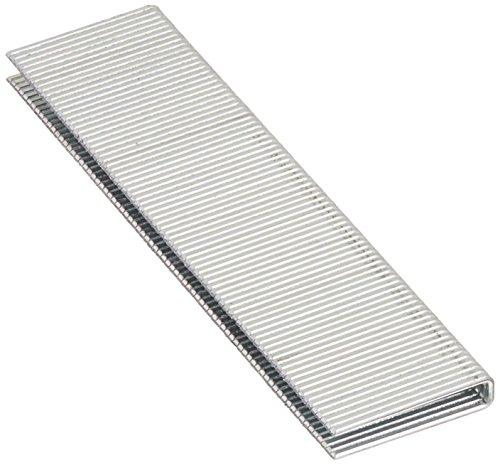 Hitachi 11103S 1/4 in. x 1 in. 18-Gauge Electro galvanized Finish Staples (Hitachi Staples)