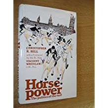 Horse Power: The Politics of the Turf