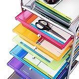 Giantex 6 Drawer Rolling Storage Cart Tools