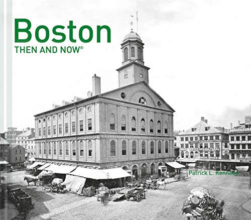 With photos that span 150 years, Boston Then and Now shows how the largest city in New England has adapted to change as it has grown. Many of the key places in the Revolutionary struggle are featured in the book, including Boston Harbor, Paul Revere'...